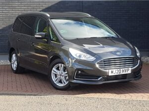 Ford Galaxy 7 Seater Minicab